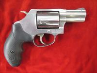 SMITH AND WESSON MODEL 60 STAINLESS 357 MAG USED
