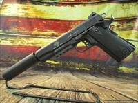 "GSG 1911- 22 Faux Suppressor pistol 5""  (GERG1911ADOP)"