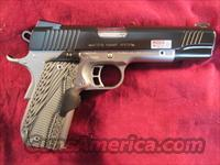 KIMBER MASTER CARRY CUSTOM 45ACP W/ CRIMSON TRACE LASER GRIPS NEW