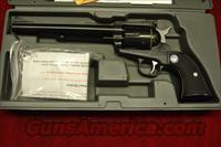 "RUGER NEW MODEL BLACKHAWK .30 CARBINE 7.5"" BLUE NEW (BN-31)"