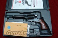 RUGER BEARCAT 22CAL. BLUE NEW (SBC-4)