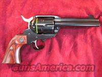 "RUGER VAQUERO BLUE 357MAG. 4 5/8"" NEW (NV-34)"
