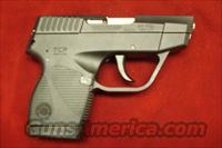 TAURUS PT738 TCP BLUE 380 CAL. NEW   (1-738031FS)