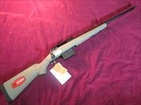 "SAVAGE MODEL 10 FCP SR 6.5 CREEDMOOR 24"" THREADED BARREL W/ ACCUSTOCK NEW (22338)"