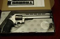 "TAURUS MODEL 44CP STAINLESS PORTED 8 3/8"" 44MAG. NEW"