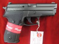 SIG SAUER P229 40 CAL CERTIFIED PRE OWNED NEW
