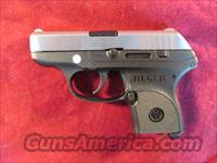 RUGER LCP STAINLESS STEEL (Lightweight Compact Pistol) 380CAL. NEW  (03730)