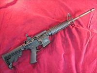 SMITH AND WESSON M&P 15 RIFLE 5.45 X39MM W/5 30 ROUND MAGS USED