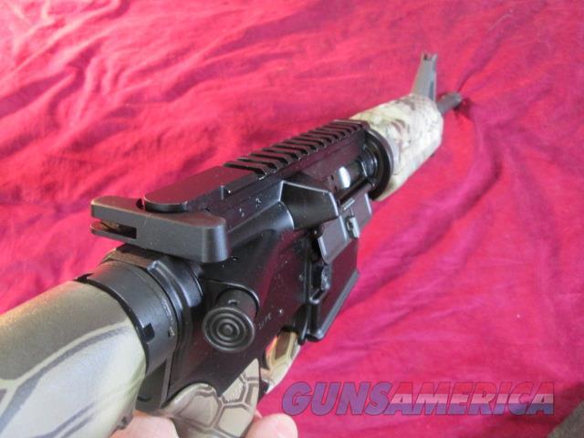 Colt Le6920 Rifle W Magpul Kryptek Highlander Camo Fur