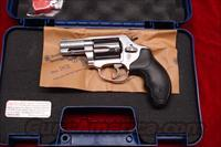 SMITH AND WESSON MODEL MODEL 60 357MAG STAINLESS NEW   (162420)