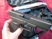GLOCK 19 GEN 4 TACTICAL BRONZE CERAKOTE 9MM NEW (UG1950203TBR)