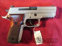 SIG SAUER 229 STAINLESS ELITE ,9MM CAL ROSEWOOD GRIPS AND NIGHT SIGHTS NEW (E29R-9-SSE)