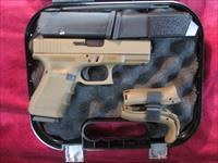 GLOCK 23 GEN 4 FULL FLAT DARK EARTH 40CAL NEW (PG2350204D)
