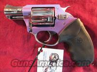 CHARTER ARMS CHIC LAVENDER LADY 38 SPECIAL NEW