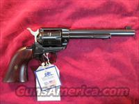 "HERITAGE ARMS ROUGH RIDER 22LR 6.5"" BLUE NEW"