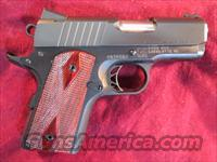 "PARA ELITE AGENT CARRY 3"" 45 ACP NEW"
