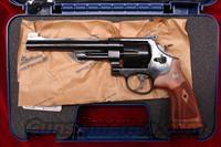 "SMITH AND WESSON MODEL 27 CLASSIC BLUE 357MAG 6.5"" NEW"