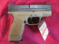 "SPRINGFIELD XD MOD 2 FLAT DARK EARTH 3"" 40CAL NEW  (XDG9802FDEHC)  {{ FACTORY MAIL IN REBATE OFFER }}"