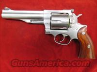 "RUGER NEW MODEL REDHAWK 44MAG. 5.5"" STAINLESS NEW (KRH-445)"
