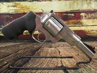 Ruger Super Redhawk Alaskan 454 Casull/ 45 LC Stainless 5