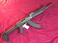 CENTURY ARMS AK-47 RIFLE WITH MAGPUL FOLDING SOCK AND FURNITURE NEW