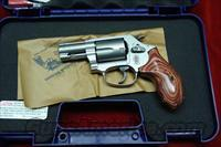 SMITH AND WESSON  MODEL 60LS LADY SMITH 357MAG STAINLESS  NEW