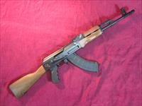 CENTURY ARMS C39 V-2 AK-47 MILLED RECEIVER AND WALNUT STOCK USED