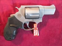 TAURUS MODEL 605 STAINLESS 2