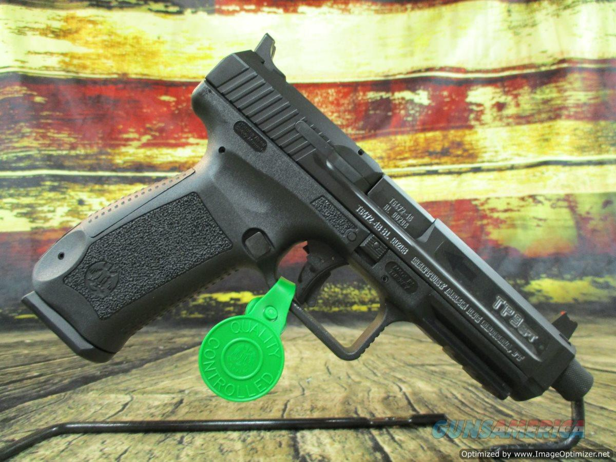 Century Arms Canik TP9SFT 9mm Threaded 4 98