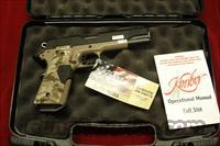KIMBER CUSTOM COVERT II WITH CRIMSON TRACE LASER GRIPS NEW