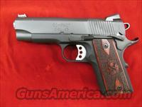 SPRINGFIELD ARMORY LIGHTWEIGHT COMPACT RANGE OFFICER 45ACP NEW