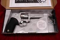 "TAURUS TRACKER 4"" 22CAL 9 SHOT STAINLESS NEW"