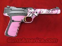 BROWNING BUCKMARK BUCKTHORN PINK PATTERN NEW