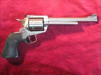 "RUGER SUPER BLACKHAWK STAINLESS 44MAG 7.5"" USED"