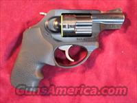 RUGER LCR-X REVOLVER SINGLE/DOUBLE ACTION .38 SPECIAL+P NEW  (5430)