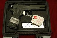 SIG SAUER BLACK 1911 EXTREME WITH TAC RAIL AND NIGHT SIGHTS NEW