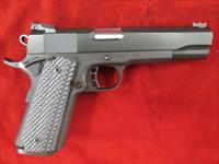 ROCK ISLAND ARMORY 1911-A1 FS TACTICAL II 10MM WITH LDA ADJUSTABLE SIGHTS AND NEW VZ GRIPS USED