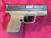 "SPRINGFIELD XD MOD 2 FLAT DARK EARTH 3"" 45CAL NEW   (XDG9845FDEHC)  {{ FACTORY MAIL IN REBATE OFFER }}"