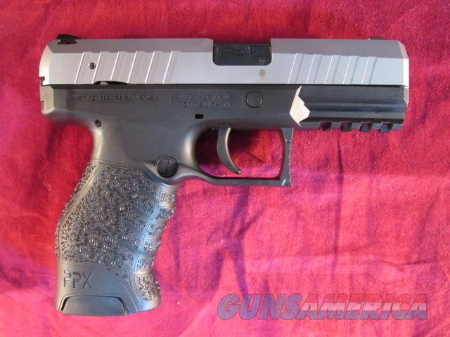 Walther Ppx M1 9mm Stainless New For Sale