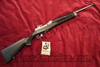 RUGER ALL WEATHER MINI 14 STAINLESS RANCH 20 ROUND NEW