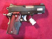 KIMBER ULTRA CARRY II W/ CRIMSON TRACE LASERGRIPS 45ACP NEW (3200193)