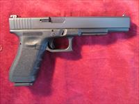 GLOCK 17L LONGSLIDE 9MM W/ ADJUSTABLE SIGHTS NEW (PI1630103)