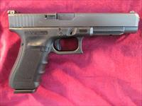 GLOCK 35 GEN 4 M.O.S 40 CAL WITH GLOCK MODULAR OPTIC SYSTEM NEW