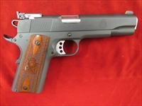 SPRINGFIELD ARMORY RANGE OFFICER PARKERIZED 1911 A1 LOADED ADJUSTABLE TARGET SIGHTS USED