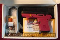 RUGER LCP 380 CAL RASPBERRY NEW