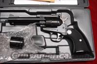 RUGER SUPER SINGLE-SIX 4 5/8