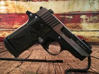 SIG SAUER P238 EQUINOX BLACKEN STAINLESS USED (62659)