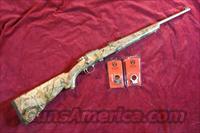 RUGER M77 STAINLESS 44 MAGNUM CAMO STOCK NEW (K77/44RSPC)
