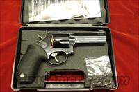 "TAURUS TRACKER MODEL M44C BLUE PORTED 4"" 44MAG. NEW"