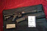 RUGER SR-556 GAS PISTON AR STYLE RIFLE NEW